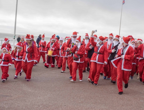 Santa Dash 2019 – Bexhill