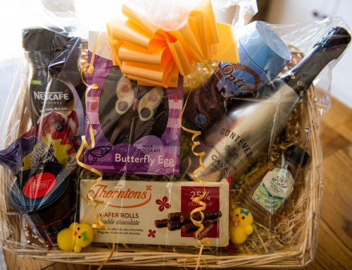 THE LIONS 2019 EASTER HAMPER DRAW