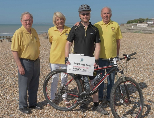 BEXHILL LION PEDALS FOR POUNDS