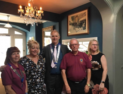 Bexhill Chamber of Commerce teams up with the Lions