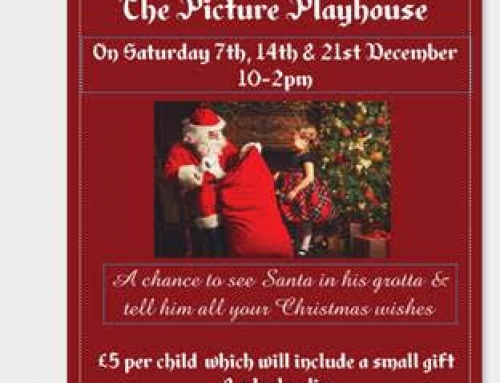 Santa's Grotto Wetherspoons – Bexhill