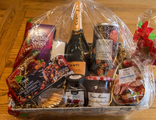 Bexhill Lions Christmas Hamper 2019