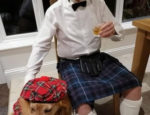 "BEXHILL Lions Toast Virtual ""Burns Night"""