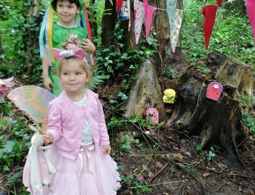 Families Have Fun Discovering Fairies